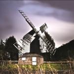 Cromer Windmill -  a stunning local landmark http://www.hertfordshirebpt.org/Cromer%20Windmill.htm