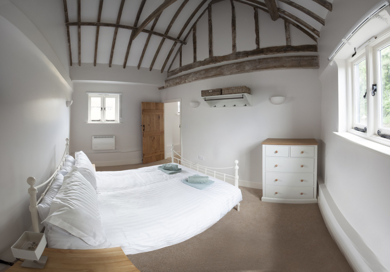 Creamery - Master Bedroom