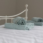 Creamery - Master Bedroom Towels