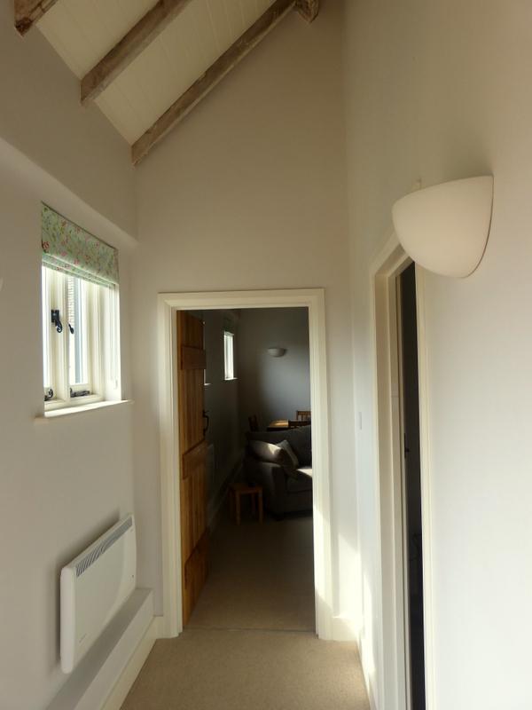 Dairy - Hallway