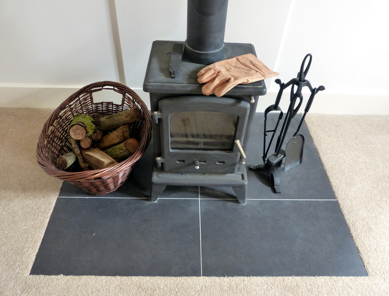 Dairy - Wood Burning Stove